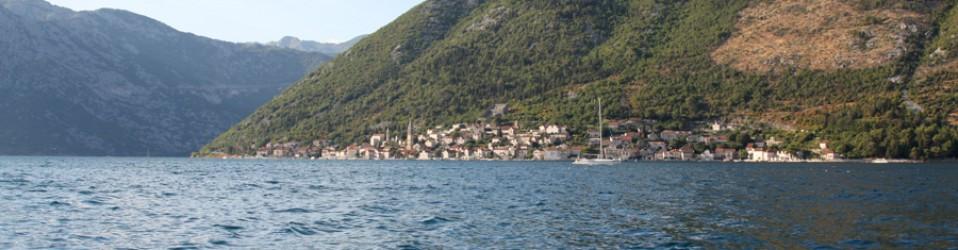 Черногория. Часть 4. Которская бухта