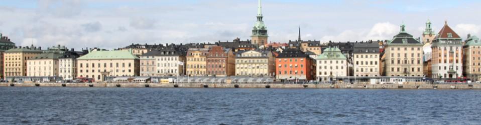 Норвегия на автомобиле. Дни 18, 19, 20. Стокгольм, Российская граница, Возвращение.