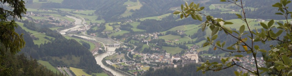 Автомобильное путешествие по Европе. Дни 8, 9 (19, 20 августа). Австрия. Долина Дуная.