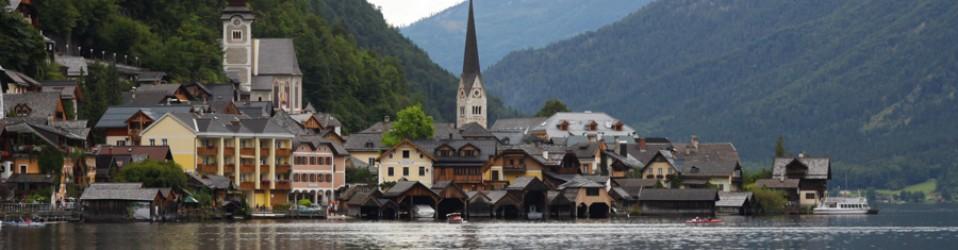Автомобильное путешествие по Европе. Дни 10, 11 (21, 22 августа). Австрия. Hallstatt, водопад Krimmler.