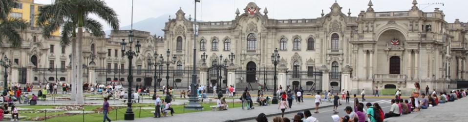 Путешествие по Перу. Дни 7, 8, 9 (14, 15, 16 января). Lima.
