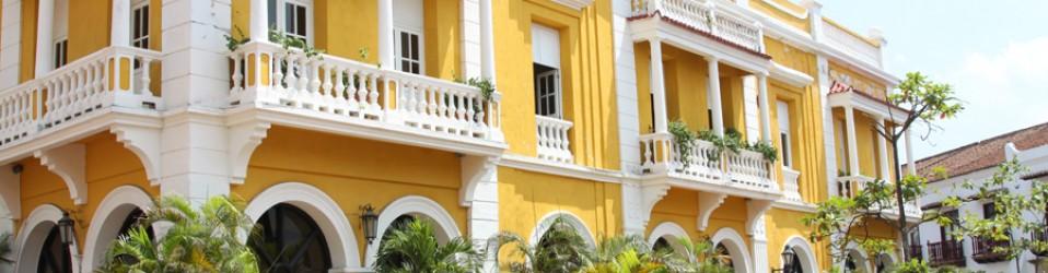 Путешествие по Колумбии. День 17, 18, 19. (29,30 сентября, 1 октября). Cartagena.