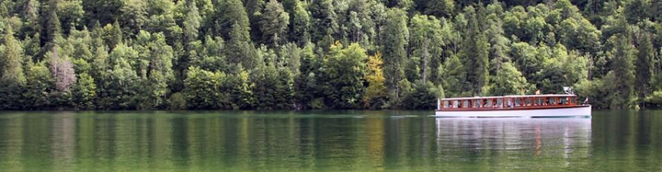 Автомобильное путешествие по Европе. День 17 (28 августа). Германия. Озеро Кёнигзее.