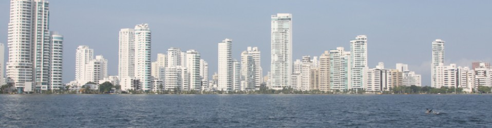 Путешествие по Колумбии. День 20,21. (2, 3 октября). Cartagena.
