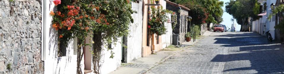 Путешествие по Уругваю. Дни 1,2,3 (18,19,20 апреля). Colonia, Montevideo.