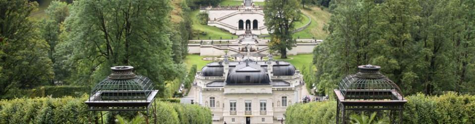 Автомобильное путешествие по Европе. Дни 19, 20 (30, 31 августа). Германия. Замки короля Людвига II.