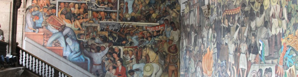 Путешествие по Мексике. Дни 89, 90 (25, 26 февраля). Mexico D.F.