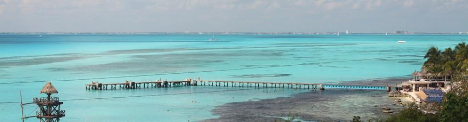 Путешествие по Мексике. Дни 73 ~ 77 (9 ~ 13 февраля). Isla Mujeres.