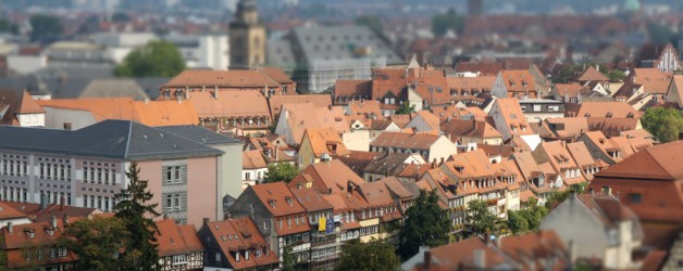Автомобильное путешествие по Европе. День 27 (7 сентября). Германия. Вюрцбург, Бамберг, Байрот, Дрезден.