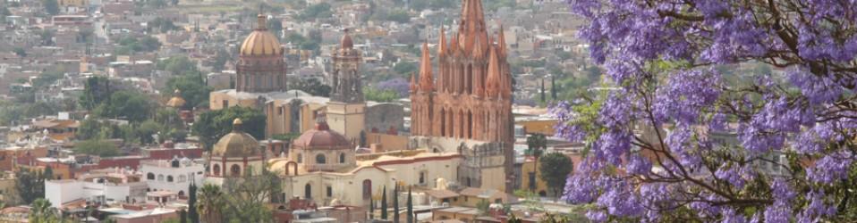 Путешествие по Мексике. Дни 45, 46 (12, 13 января). San Miguel de Allende, Morelia.