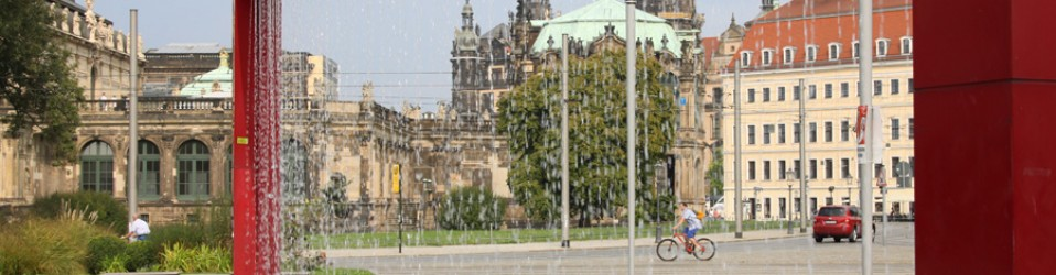 Автомобильное путешествие по Европе. Дни 28, 29 (8, 9 сентября). Германия. Дрезден.