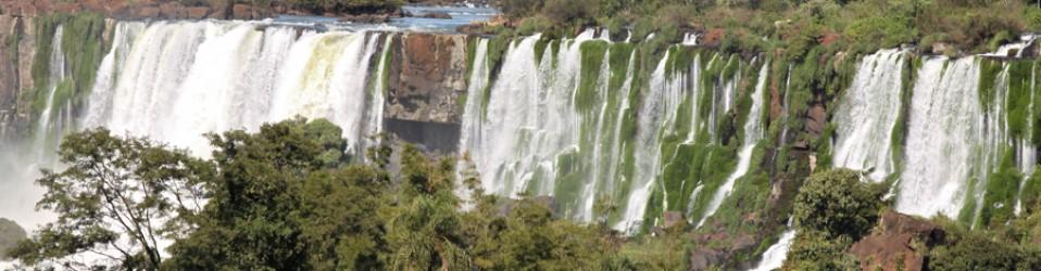 Путешествие по Бразилии. Дни 9, 10 (6, 7 мая). Rio de Janeiro, Iguazu.