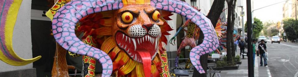 Путешествие по Мексике. День 1 (29 ноября). Мехико.